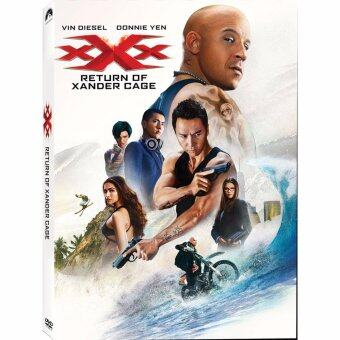Harga Media Play xXx: The Return Of Xander Cage ทลายแผนยึดโลก DVD
