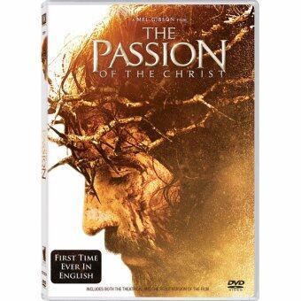 Media Play Passion Of The Christ, The เดอะ แพสชั่น ออฟ เดอะ ไครสต์ DVD