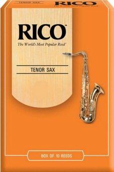 Rico ลิ้นเทเนอร์ แซกโซโฟน รุ่น กล่องส้ม เบอร์ 2.5 (10 อัน/กล่อง)