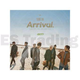 Harga (GOT7) - FLIGHT LOG : ARRIVAL [Never Ver. / Ever Ver.( Random shipment of 2 species) - intl