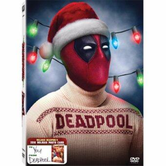 Media Play Deadpool: Holiday Edition (SE with Postcards)/เดดพูล (สากลพร้อมโปสการ์ด)