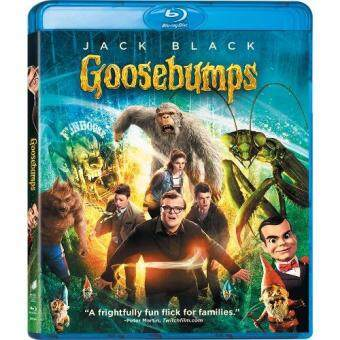Media Play Goosebumps/คืนอัศจรรย์ขนหัวลุก Blu-Ray