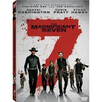 Harga Media Play Magnificent Seven,The /7 สิงห์แดนเสือ
