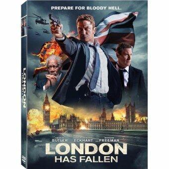 Media Play London Has Fallen/ผ่ายุทธการถล่มลอนดอน DVD