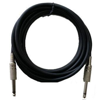 Matrixss Musical Instrument Cable 6M สายแจ็ค - Black