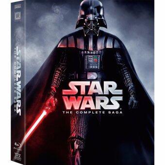 Media Play Star Wars The Complete SAGA/สตาร์ วอร์ส เดอะ คอมพลีท ซาก้า