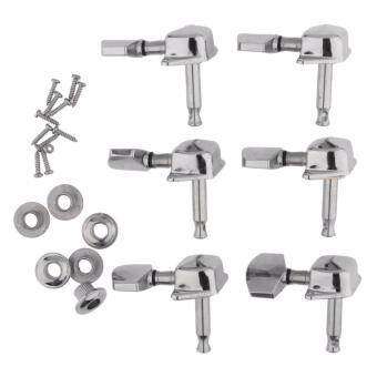 At First ลูกบิดกีตาร์ Guitar Tuning Machine Head (Silver)