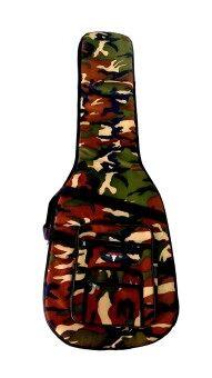 Carabao กระเป๋ากีต้าร์เบสโฟมหนาลายทหาร รุ่น BP1TH