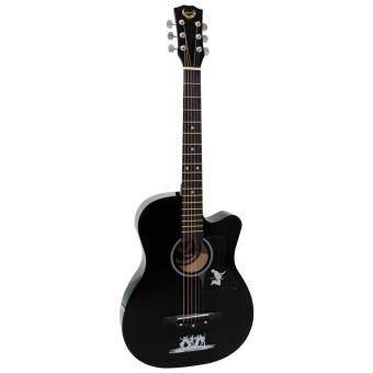 Justin Guitar กีต้าร์โปร่ง 38