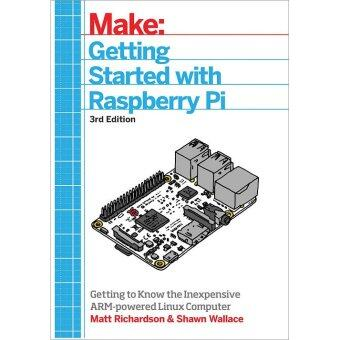 Harga Getting Started With Raspberry Pi, 3rd Edition Text Book