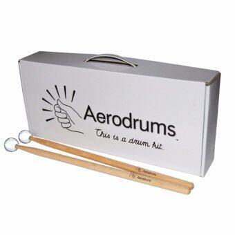 Aerodrums กลองไฟฟ้าจำลองในอากาศ ควบคุมด้วยระบบคอมพิวเตอร์