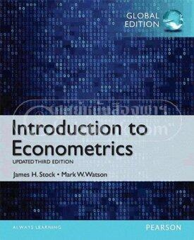 stock and watson introduction to Introduction to econometrics stock watson 3rd edition solutions manual stock/watson - introduction to econometrics - 3rd updated edition - answers to exercises:.