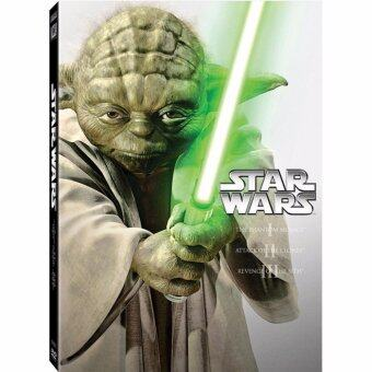 Media Play Star Wars Prequel Trilogy/สตาร์ วอร์ส พรีเควล ทริโลจี้
