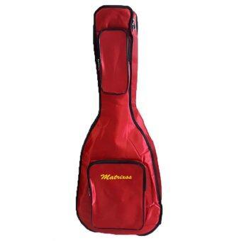 Matrixss Acoustic Guitar Bag กระเป๋ากีตาร์โปร่ง ผ้ากันน้ำบุโฟม 10 MM รุ่น M401
