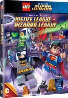 DVD Lego Batman : JL vs Bizarro League (SE)-เลโก้ แบทแมน : จัสติซ ลีก ปะทะ บิซาโร่ ลีก