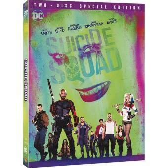 Media Play Suicide Squad (DVD SE ) แถมโปสการ์ด 4 ใบ/ทีมพลีชีพมหาวายร้าย