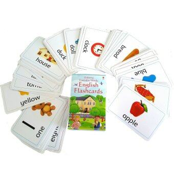 แฟลชการ์ด Everyday Words in English (Usborne Flashcards)