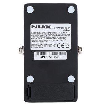 NUX เป็น-4 ทันสมัยขยายผลเป็นกีต้าร์จำลองผ่านการออกแบบถีบด้วยอลูมิเนียมอัลลอยด์ (image 2)