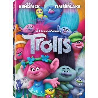 Media Play Trolls (SE)/โทรลล์ส (สากล) DVD