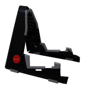 Harrier Ukulele Stand ขาตั้งอูคูเลเล่ พับได้ รุ่น HUS-902 (สีดำ)
