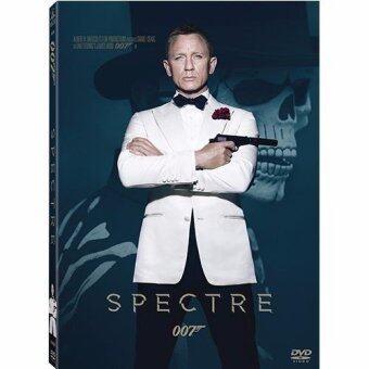 Media Play 007 Spectre/007 องค์กรลับดับพยัคฆ์ร้าย (สากล 1 แผ่น) DVD