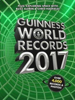 Harga หนังสือ GUINNESS WORLD RECORDS 2017