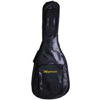 Matrixss Acoustic Guitar Bag กระเป๋ากีตาร์โปร่ง ผ้ากันน้ำบุโฟม 10 MM รุ่น M402