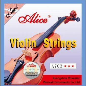 Alice สายไวโอลีน อย่างดี Medium Tension 4/4 scale length Violin A703A