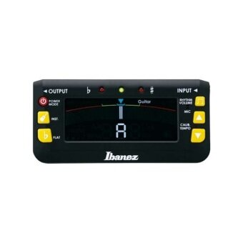 Ibanez Metronome Tuner เครื่องให้จังหวะ และเครื่องตั้งเสียง รุ่นMU2