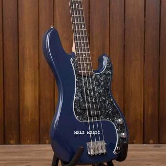 Century กีต้าร์เบสไฟฟ้า 4สาย รุ่น CB22 Precision Bass (สีน้ำเงิน)
