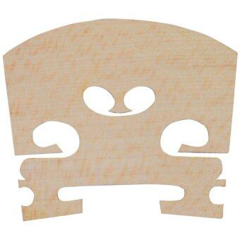 Harrier Bridge Violin หย่อง ไวโอลิน ไม้ Maple ( สีครีม )