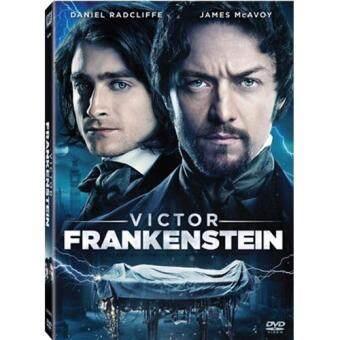 Media Play Victor Frankenstein (SE)/วิคเตอร์ แฟรงเกนสไตน์ (สากล) DVD