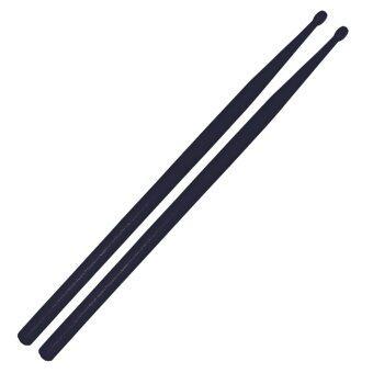 ไม้ตีกลองชุด ไม้ตีกลองพลาสติก สีดำ1คู่ / Plastic Drum Stick 1 pair - Black / drumstick