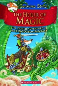 Harga หนังสือ GERONIMO STILTON AND THE KINGDOM OF FANTASY 08: THE HOUR OF MAGIC