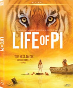 Media Play BLU-RAY LIFE OF PI ชีวิตอัศจรรย์ของพาย