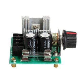 ควบคุมความเร็วมอเตอร์ไฟฟ้ากระแสตรงสามารถปรับควบคุมควบคุม PWM 12V-40V 10 Amps