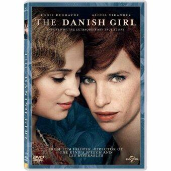 Media Play THE DANISH GIRL/เดอะ เดนนิช เกิร์ล DVD