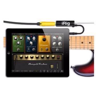 iRig AmpliTube Effect Guitar อุปกรณ์เพิ่มเอฟเฟคเสียงต่อกีต้าร์ กับiphone