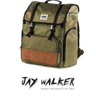 กระเป๋าสแนร์ Jay Walker [CM-SNABAG01-GRN]