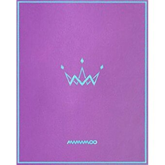 MAMAMOO - Purple (5th Mini Album) [A Ver.] CD + Free Gift - intl