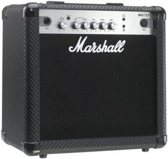 Marshall แอมป์กีต้าร์ รุ่น MG15CF - Black