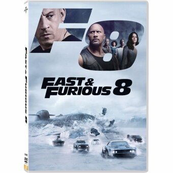 Media Play Fast And Furious 8 (Aka The Fate Of The Furious)เร็ว...แรงทะลุนรก 8