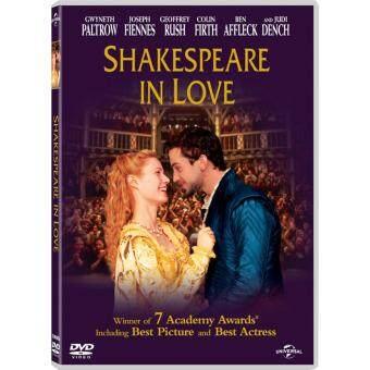 Media Play Shakespeare In Love/กำเนิดรักก้องโลก