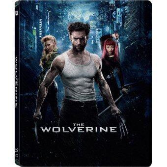 Media Play Wolverine, The (2D Lenticular Steelbook)/เดอะวูล์ฟเวอรีน (2D กล่องเหล็กสามมิติ) Blu-Ray