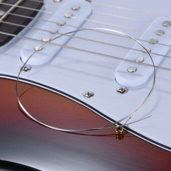 Orphee RX-1 Single String Replacement for Electric Guitar 1st E-String (.009) 10-Pack Nickel Alloy Super Light Tension - intl - 4