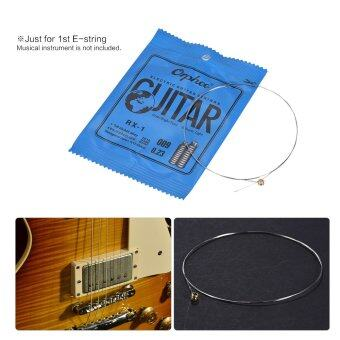 Orphee RX-1 Single String Replacement for Electric Guitar 1st E-String (.009) 10-Pack Nickel Alloy Super Light Tension - intl - 2