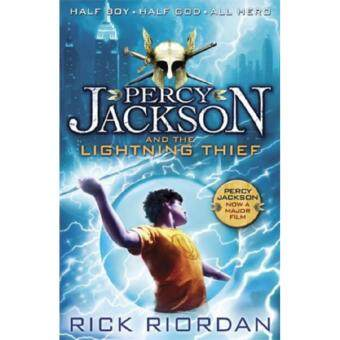 หนังสือ PERCY JACKSON AND THE LIGHTNING THIEF (NEW COVER)