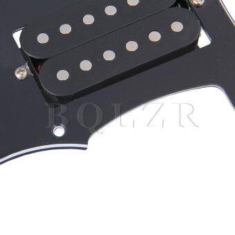 โหลด Pickguard HSH สำหรับกีต้าร์ (สีดำ) pantip