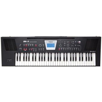 ROLAND BK-3BACKING ARRANGERKEYBOARD