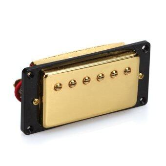 Sealed Humbucker Pickup Set For Gibson Les Paul Guitar Gold